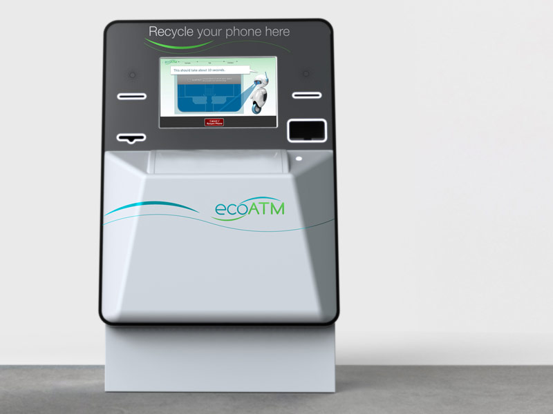EcoATM Mobile Phone Recycling - DDSTUDIODDSTUDIO