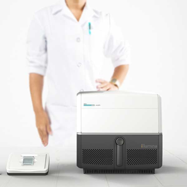 Illumina Eco PCR Machine