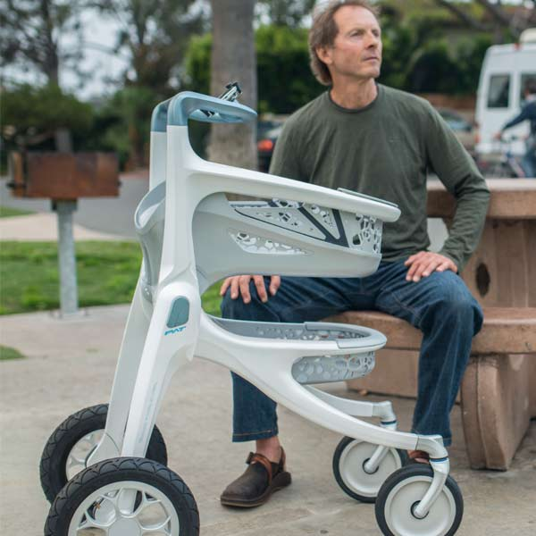 ROVA Pedestrian Assistive Technology