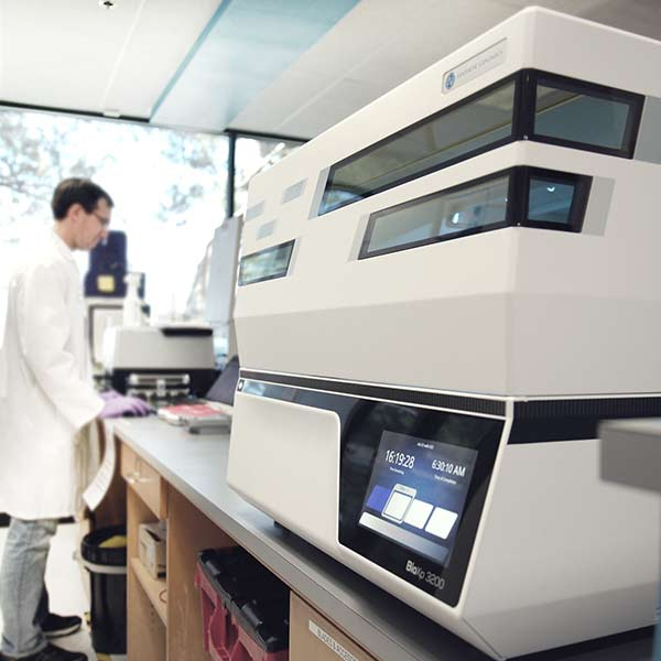 Synthtic Genomics BioXp 3200 System