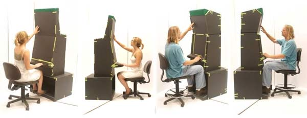 IGT ergonomics study